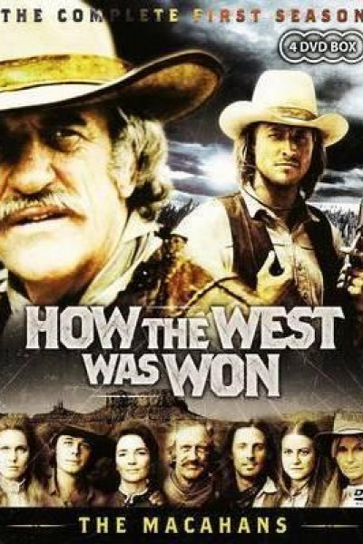 Caratula, cartel, poster o portada de How the West Was Won