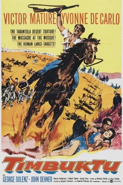 Caratula, cartel, poster o portada de Tombuctú