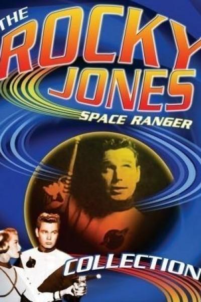 Caratula, cartel, poster o portada de Rocky Jones, Space Ranger