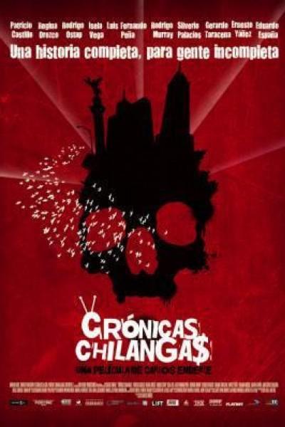 Caratula, cartel, poster o portada de Crónicas chilangas