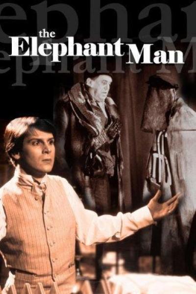 Caratula, cartel, poster o portada de El hombre elefante