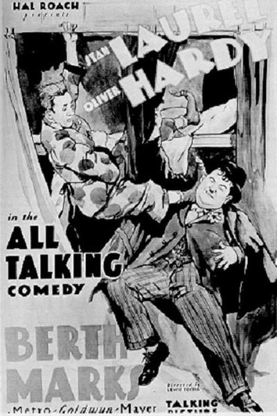 Caratula, cartel, poster o portada de Berth Marks