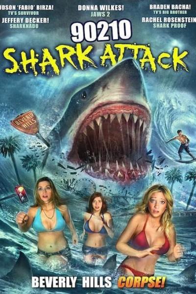Caratula, cartel, poster o portada de 90210 Shark Attack