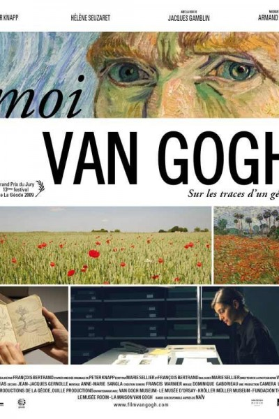 Caratula, cartel, poster o portada de Yo, Van Gogh
