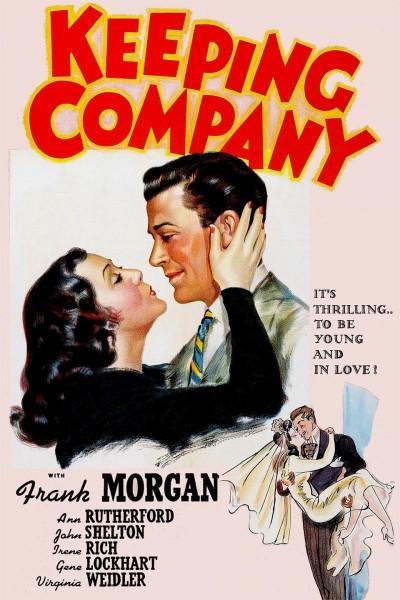 Caratula, cartel, poster o portada de Keeping Company