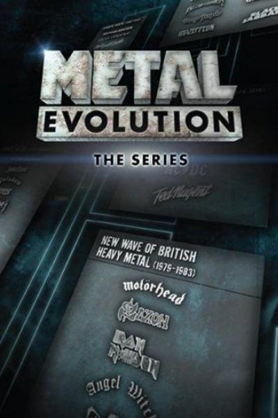 Caratula, cartel, poster o portada de Metal Evolution
