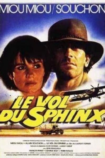 Caratula, cartel, poster o portada de El vuelo del Sphinx (El vuelo de la Esfinge)