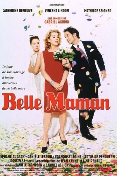 Caratula, cartel, poster o portada de Belle maman
