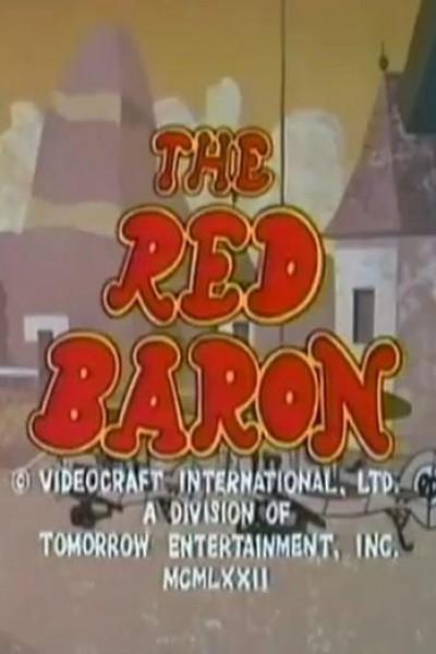 Caratula, cartel, poster o portada de The Red Baron
