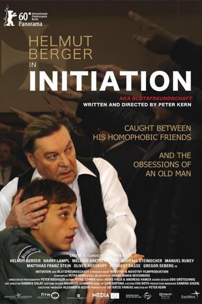 Caratula, cartel, poster o portada de Initiation
