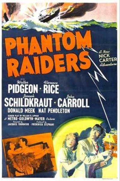 Caratula, cartel, poster o portada de Phantom Raiders