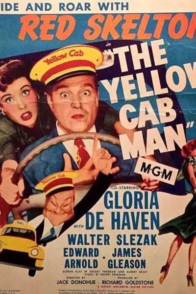 Caratula, cartel, poster o portada de The Yellow Cab Man