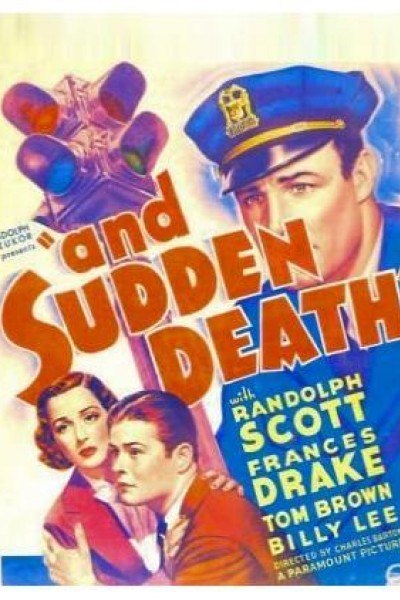 Caratula, cartel, poster o portada de And Sudden Death