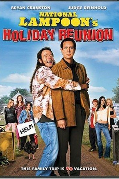 Caratula, cartel, poster o portada de Thanksgiving Family Reunion