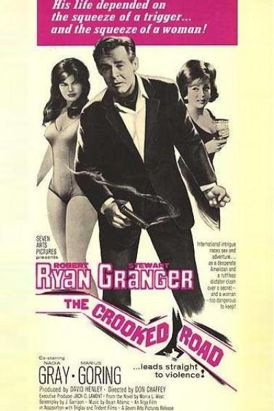 Caratula, cartel, poster o portada de The Crooked Road