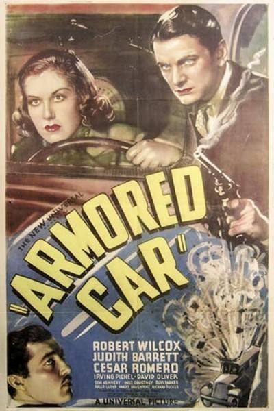 Caratula, cartel, poster o portada de Armored Car