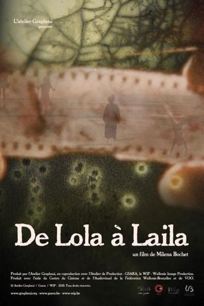 Caratula, cartel, poster o portada de De Lola à Laila