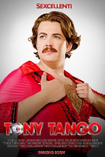 Caratula, cartel, poster o portada de Tony Tango
