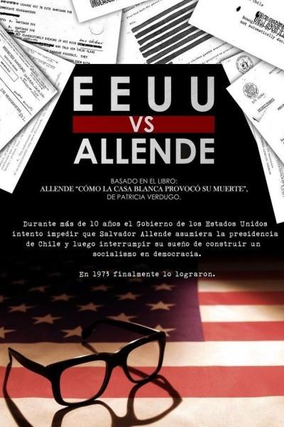 Caratula, cartel, poster o portada de EEUU vs Allende