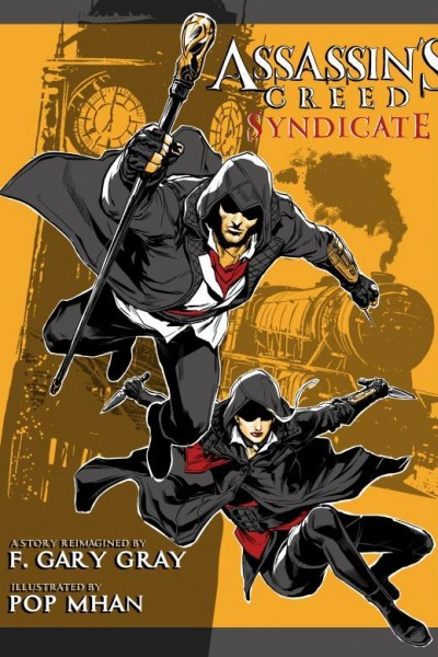 Caratula, cartel, poster o portada de Assassin's Creed: The Syndicate