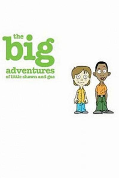 Caratula, cartel, poster o portada de Psych: The Big Adventures of Little Shawn and Gus