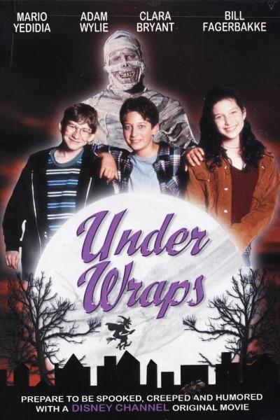 Caratula, cartel, poster o portada de Under Wraps