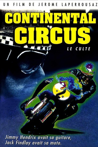Caratula, cartel, poster o portada de Continental Circus
