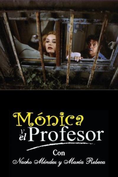 Caratula, cartel, poster o portada de Mónica y el profesor