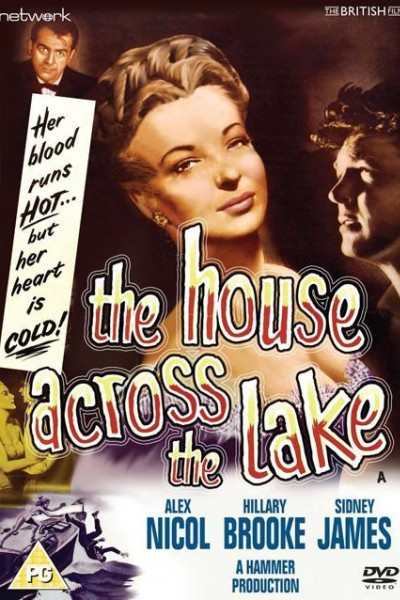 Caratula, cartel, poster o portada de The House Across the Lake