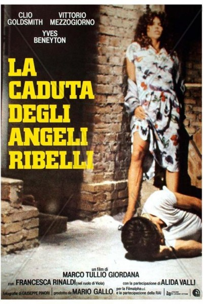 Caratula, cartel, poster o portada de La caduta degli angeli ribelli
