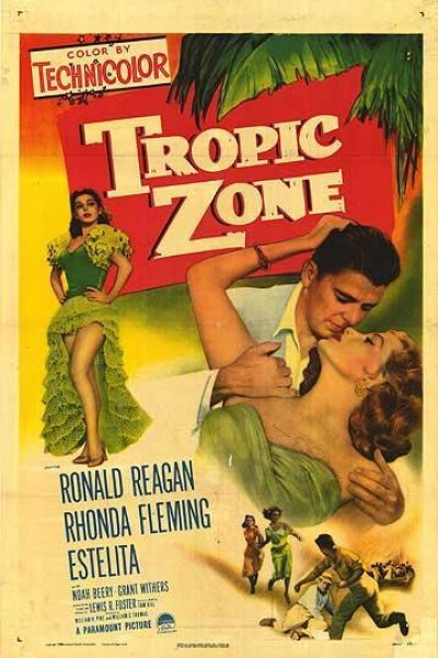 Caratula, cartel, poster o portada de Tropic Zone
