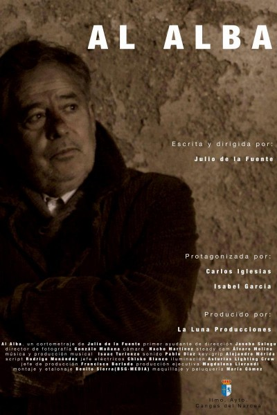 Caratula, cartel, poster o portada de Al alba