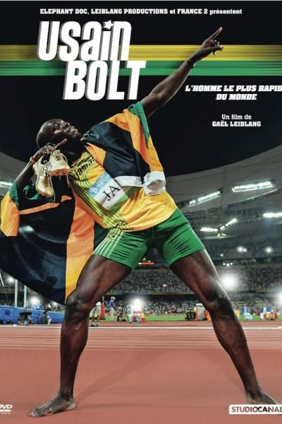 Caratula, cartel, poster o portada de Usain Bolt: The Fastest Man Alive