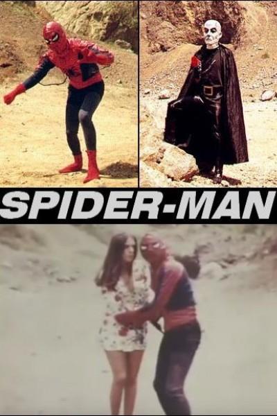 Caratula, cartel, poster o portada de Spider-Man