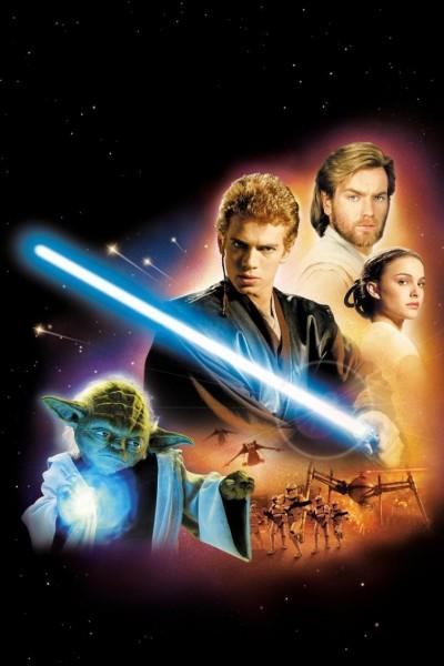 Caratula, cartel, poster o portada de Star Wars Episode II: The Saga Continues