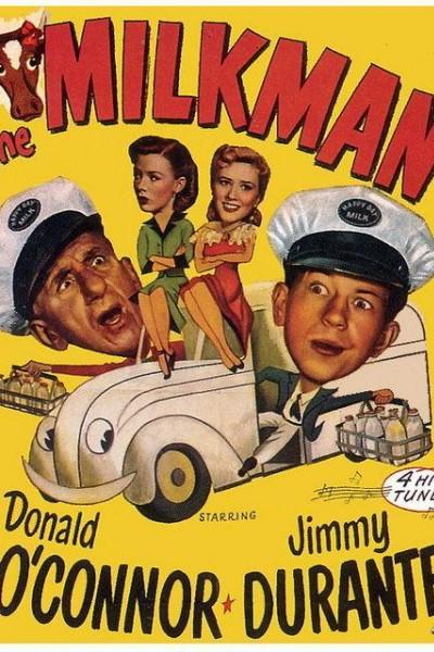 Caratula, cartel, poster o portada de The Milkman