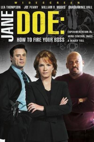 Caratula, cartel, poster o portada de Jane Doe: Cómo eliminar a tu jefe
