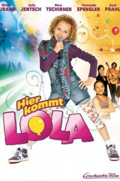 Caratula, cartel, poster o portada de Hier kommt: Lola