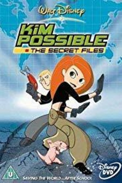 Caratula, cartel, poster o portada de Kim Possible: The Secret Files