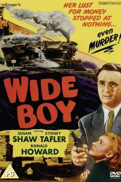 Caratula, cartel, poster o portada de Wide Boy