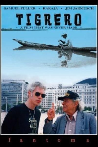 Caratula, cartel, poster o portada de Tigrero - La película que no se llegó a hacer