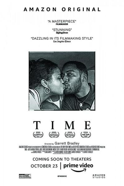 Caratula, cartel, poster o portada de Time