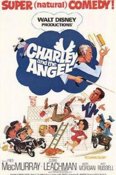 Caratula, cartel, poster o portada de Un ángel para Charlie