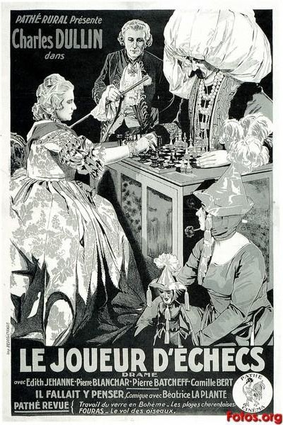 Caratula, cartel, poster o portada de Jaque a la reina