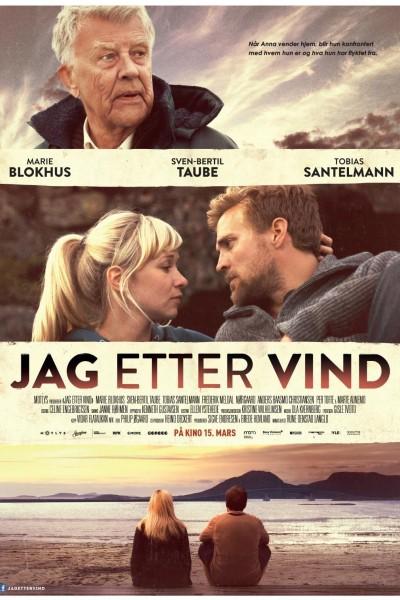 Caratula, cartel, poster o portada de Jag etter vind