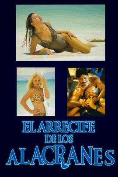 Caratula, cartel, poster o portada de El arrecife de los alacranes