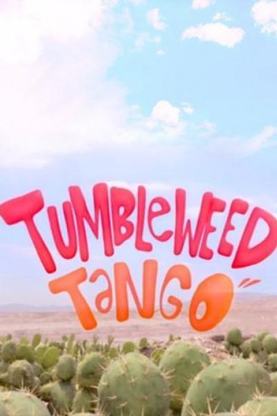 Caratula, cartel, poster o portada de Tumbleweed Tango
