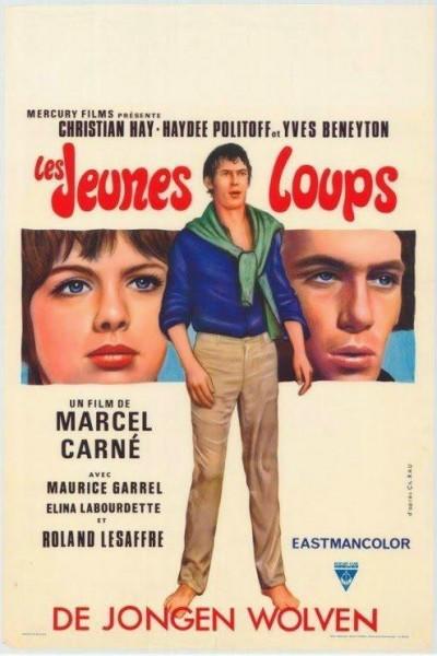 Caratula, cartel, poster o portada de Les jeunes loups