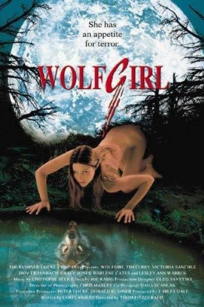 Caratula, cartel, poster o portada de La Mujer Lobo