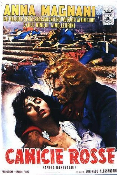 Caratula, cartel, poster o portada de Ana Garibaldi